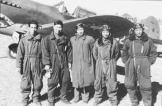 飞虎队队员忆对日空战:击落529架 炸毁277架 - 双梅 - 张静华