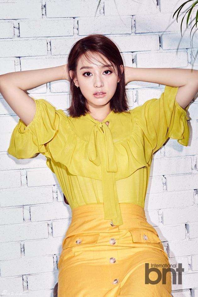 韩星金智媛将出席上海电视节和电影节
