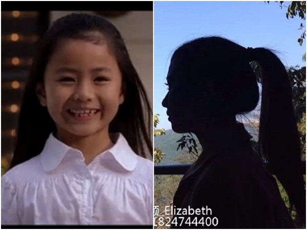 王仕颖在《功夫》中饰演女主角黄圣依的小时候,这个哑女的角色在电