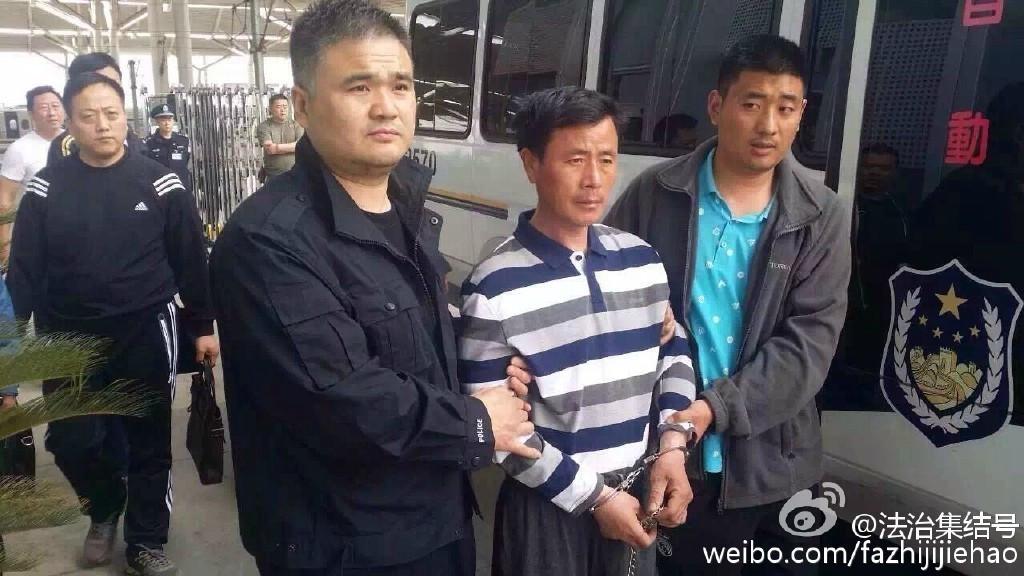邳州重大车祸_邳州杀童案嫌犯徐增志已被从北京押回徐州