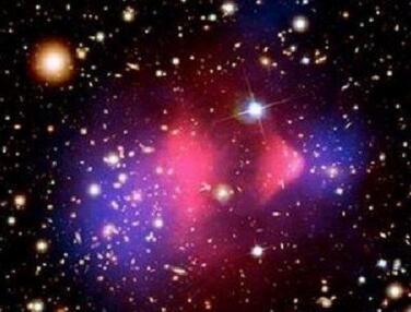 星系圆形情侣头像