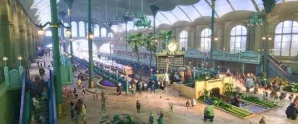 《疯狂动物城》中的火车细节,你知道几个?