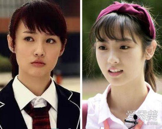 最近,赵丽颖参加表妹婚礼,俩人一起对着镜头撅嘴卖萌,同样是包子脸