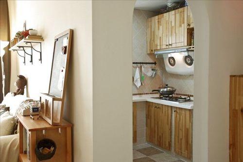 88平小两居装修效果图 看看别人家装修创意