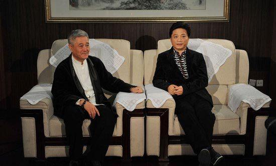 崔永元评价赵本山:这个人特别棒 百年不遇的人才图片