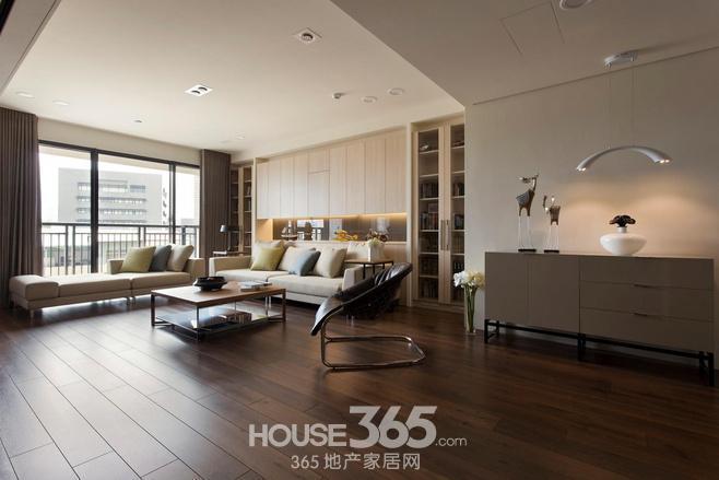 客厅木地板效果图 爱上木地板的理由